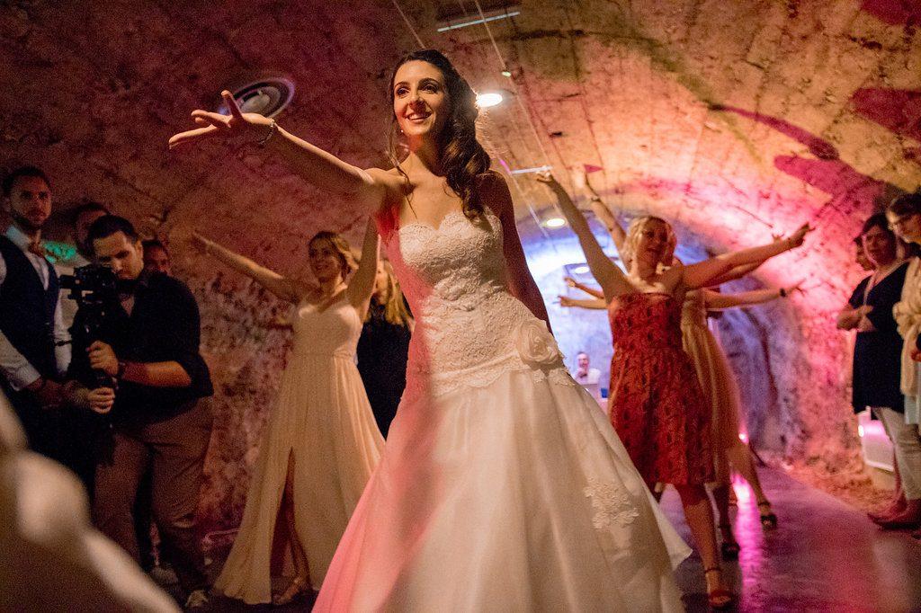 Ouverture du bal du mariage